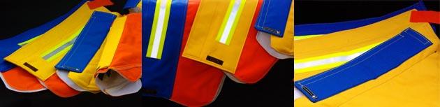 Hochwertige Schutzbekleidung Extras