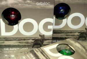 Orbiloc Safety Light Hochleistungs LED